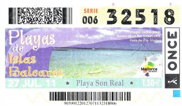 Playa Son Real (Mallorca)